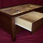 Rea - Solid Hardwood Coffee Table