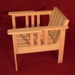 Rea Chair - Solid Oak Hardwood
