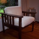 Rea - Solid Oak Chair