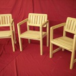 Bailey Chairs - Set of 3