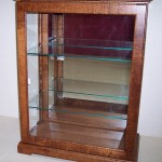 Solid Curly Maple Curio