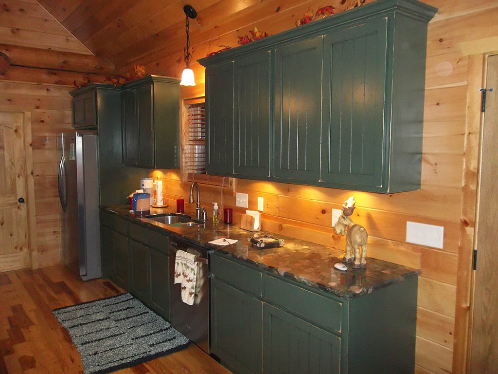 Dabney Kitchen   Solid American Hardwood