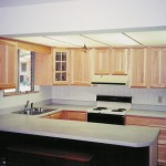 Davis Kitchen - Solid American Hickory Hardwood