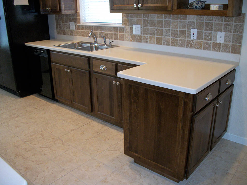 Epic design solid frumberg kitchen for Kitchen counter cabinet