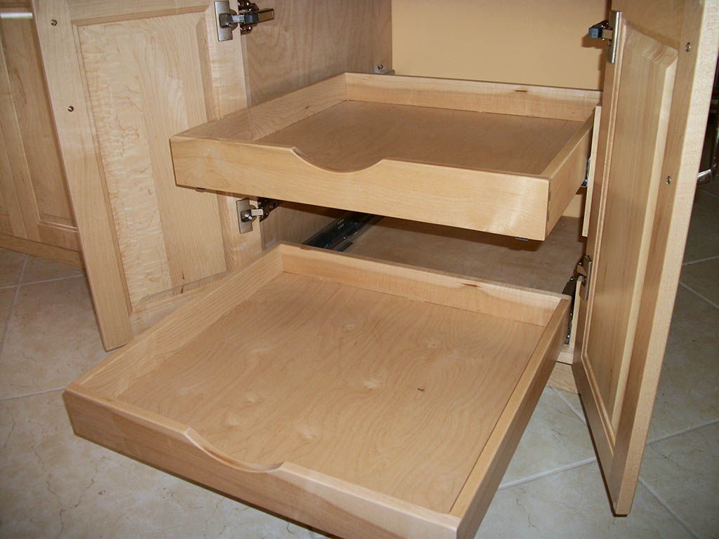 Kitchen cabinet drawer options for Kitchen cupboard drawers