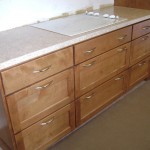 McCanless Kitchen - Drawer Banks with Stove Top