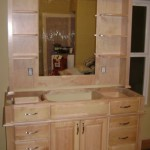 Morris Solid Maple Vanity