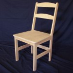 Reindl - Solid Maple Shaker Style Arched Back Chair