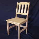 Reindl - Solid Maple Shaker Style Standard Back Chair
