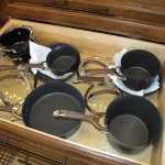 Cooktop Solid Wood Drawers