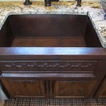 Farmhouse Sink from Top