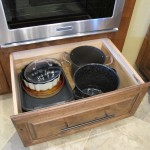 Oven Cabinet Drawer