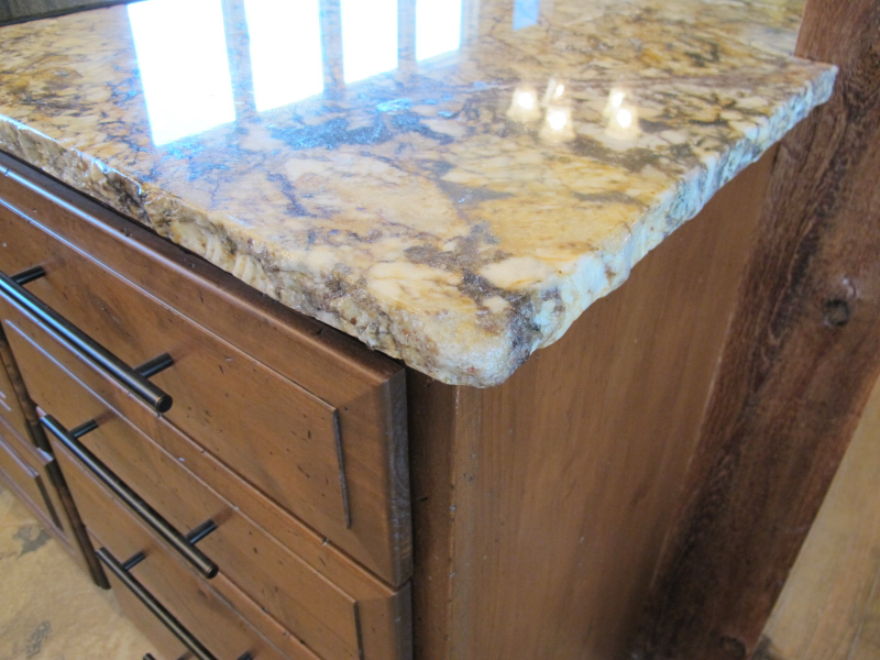 Granite Rough Edge Finish Healthycabinetmakers Com